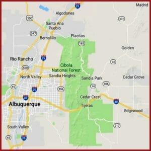 Serving Albuquerque & Surrounding Areas