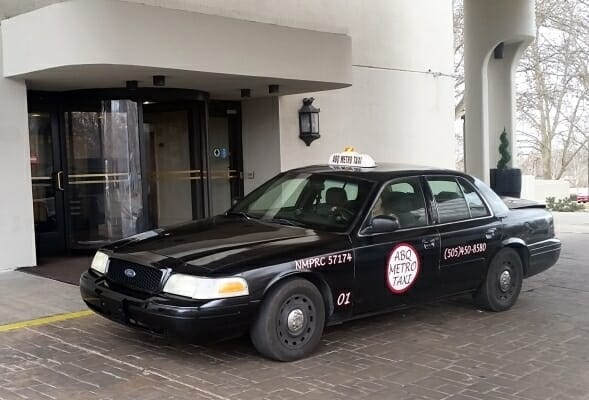 Our Cabs Service All ABQ Hotels
